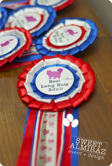 how to make a ribbon rosette badge