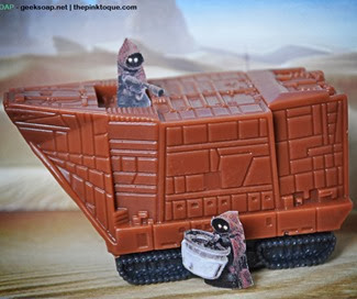 Sandcrawler Soap from Geek Soap