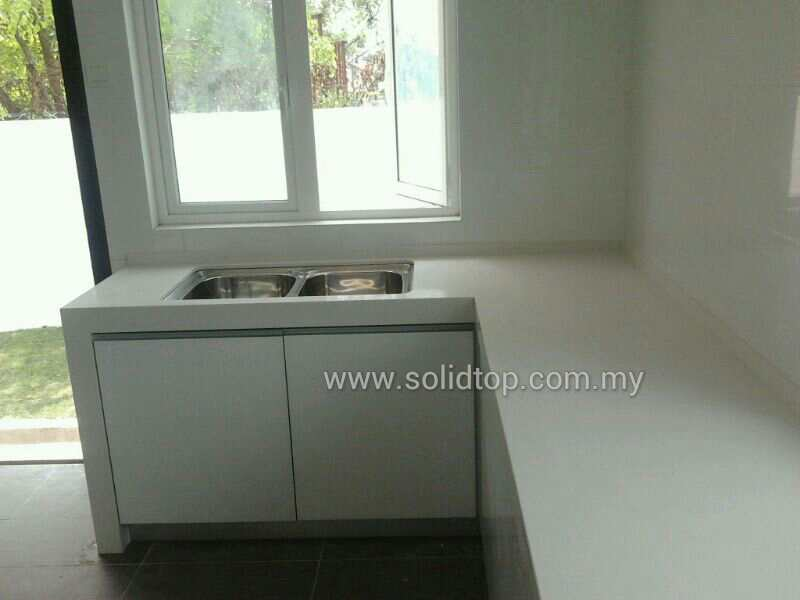 Solid top sdn bhd july 2013 for Harga kitchen cabinet
