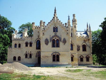 Obiective turistice Romania: Palat Miclauseni