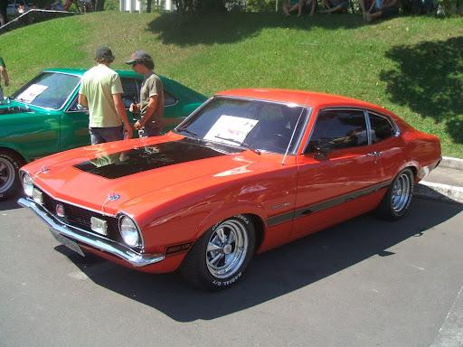 Maverick GT - V8
