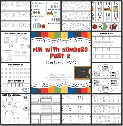 fun with numbers 2
