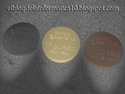 Crear medalla 3D con Cinema 4D