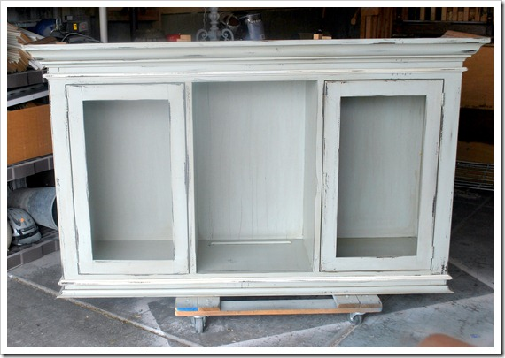hutch and sofa table 038