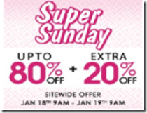 Fashionandyou : Get Upto 80% OFF + Extra OFF on Men's and Women's Fashion