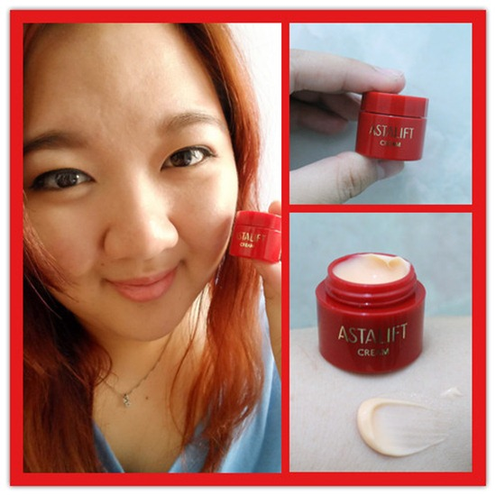 Priscilla review Astalift Cream