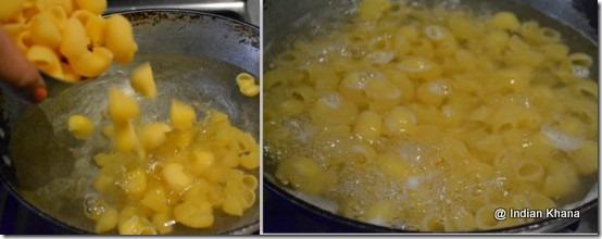 Egglplant Pomodoro Pasta