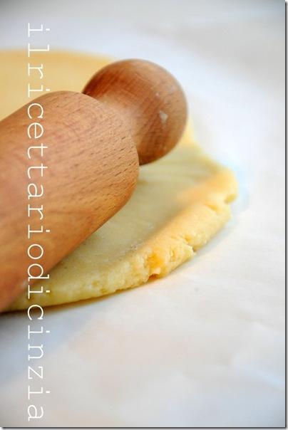 Pasta dolce per torte di Gordon Ramsay