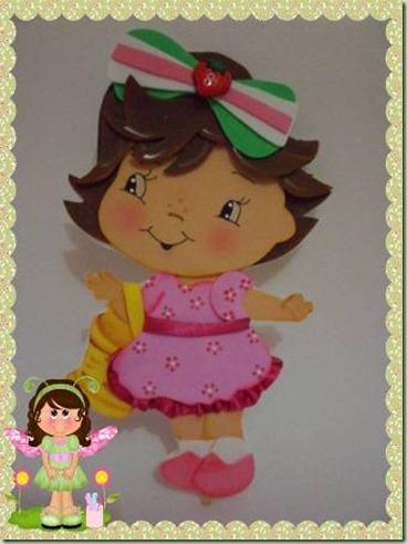 Moranguinho baby 4