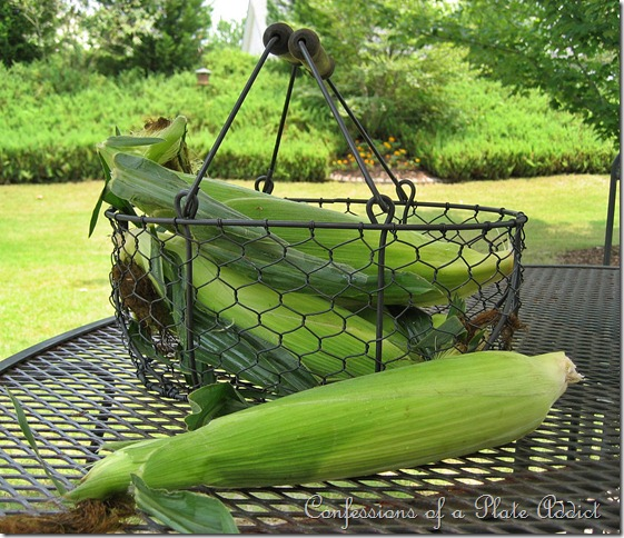 CONFESSIONS OF A PLATE ADDICT Best Corn on the Cob Ever