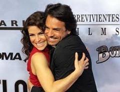 Eugenio Derbez y y Alessandra Rosaldo