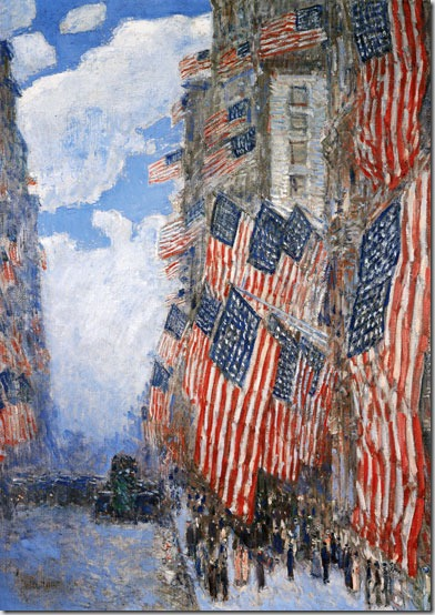 Fourth-July-1916-Hassam