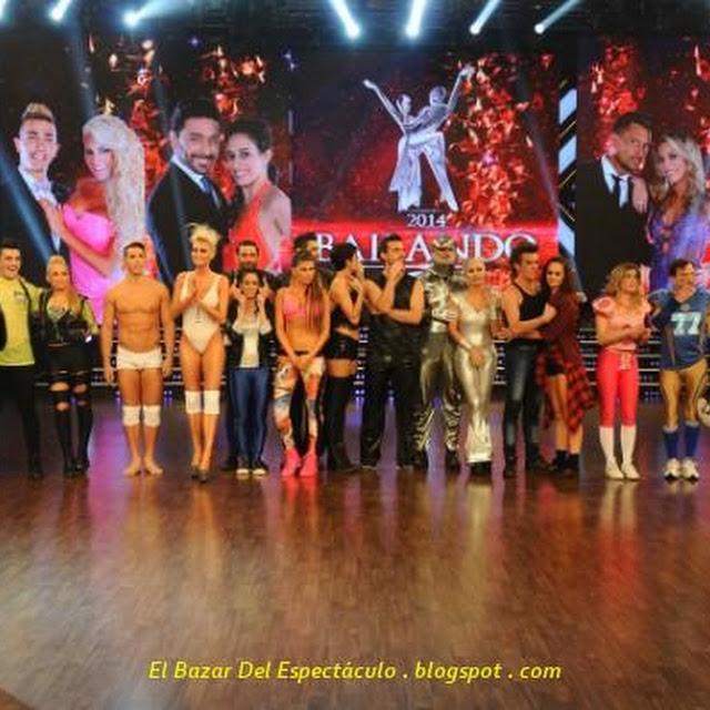 Bailando 2014 Ritmo de precision duelo: Martes 26.08.14 fotos, puntajes, resumen ShowMatch