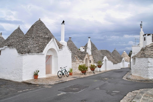 Trulli Houses - Picture of I Trulli di Alberobello - World ...