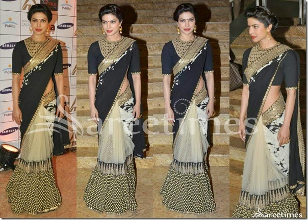 Priyanka_Chopra_Sabyasachi_Half_and_Half_Saree(1)