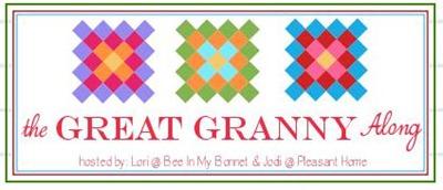 granny quilt along