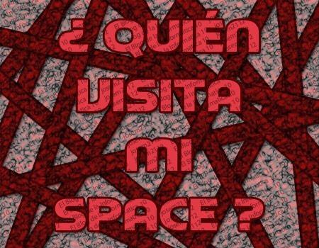saber quién visita mi space - imagen principal del post