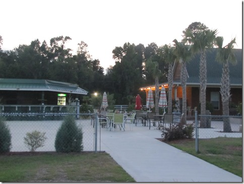 Florida Gateway Resort Campground Jasper Fla.c
