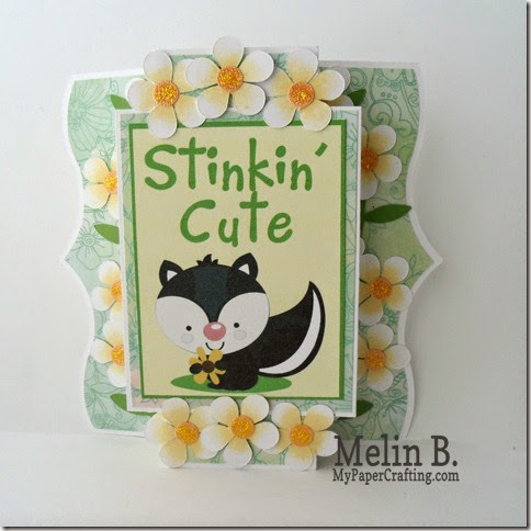 stinkin cute card by melinw logo-480
