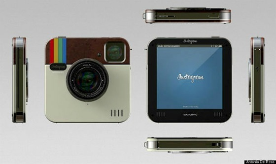 camera Instagram Socialmatic 1