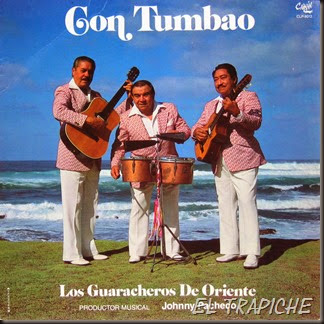 LOS GUARACHEROS, FRONT