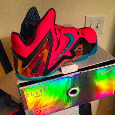 nike lebron 11 xx ps elite series pack 4 02 LeBron XI Elite Drops the P.S. Title, Comes in New White Box