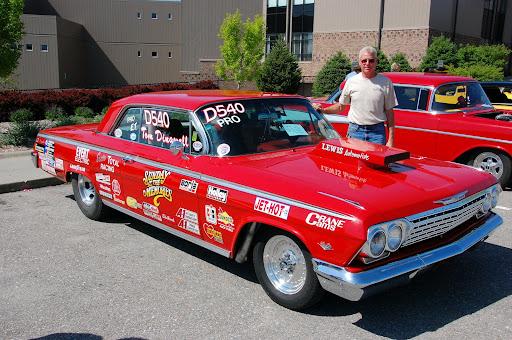 Tom Dingwell - 62 Impala SS