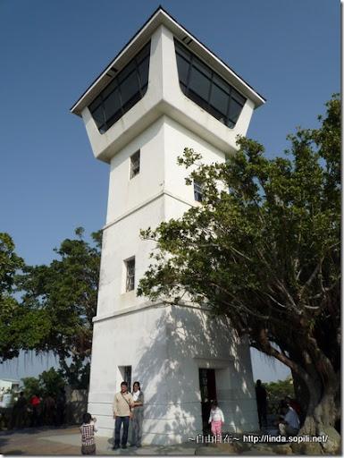 安平古堡-燈塔