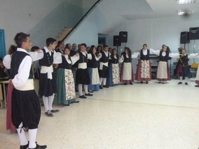 Βραδιά παραδοσιακών χορών στον Πόρο (15.6.2013)