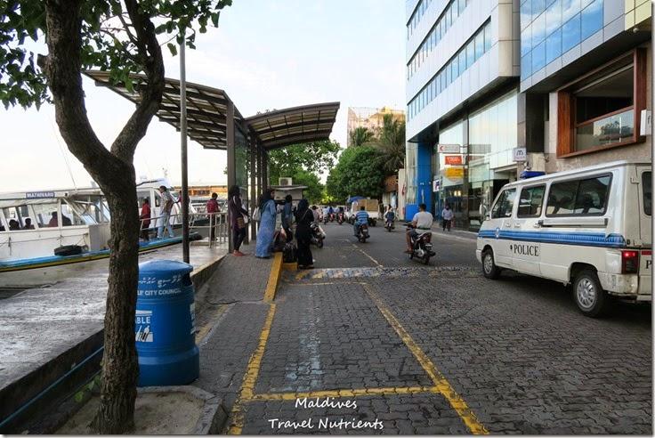馬爾地夫 交通渡輪計程車飛機公車 (29)