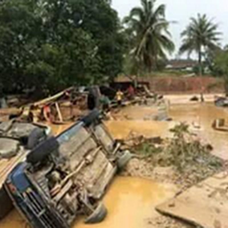Cara untuk elak kereta dari rosak akibat banjir ?