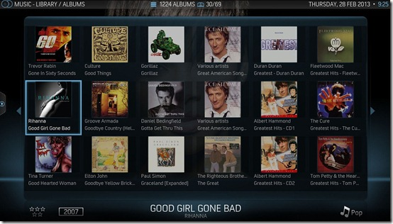 11-XBMC-V12-AeonNox-Music-Albums-Wall-View