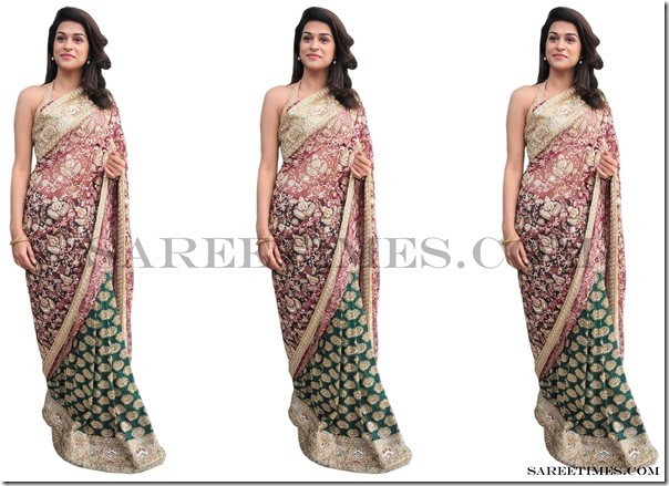Shraddha_Das_Bridal_Saree