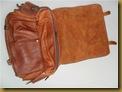 Tas kulit Charm - dalam