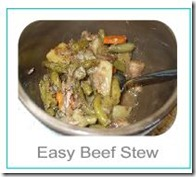 easy beef stew button