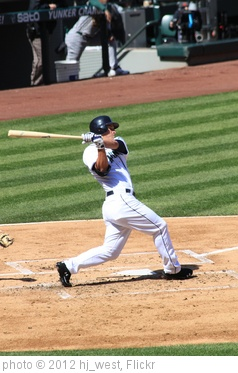 'Kyle Seager doubles' photo (c) 2012, hj_west - license: http://creativecommons.org/licenses/by-sa/2.0/