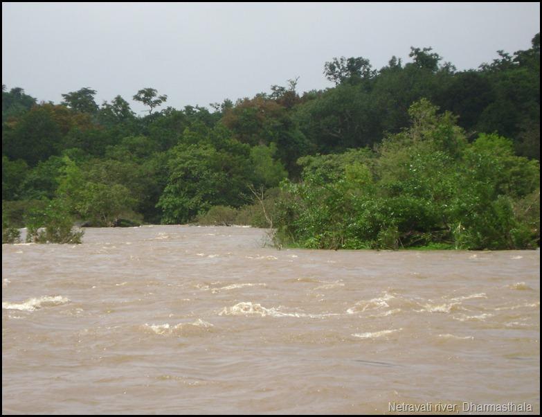 Netravati river, Dharmasthala