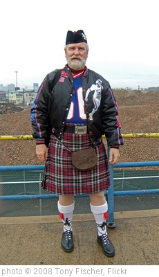 ''NY Giant Scot'' photo (c) 2008, Tony Fischer - license: http://creativecommons.org/licenses/by/2.0/