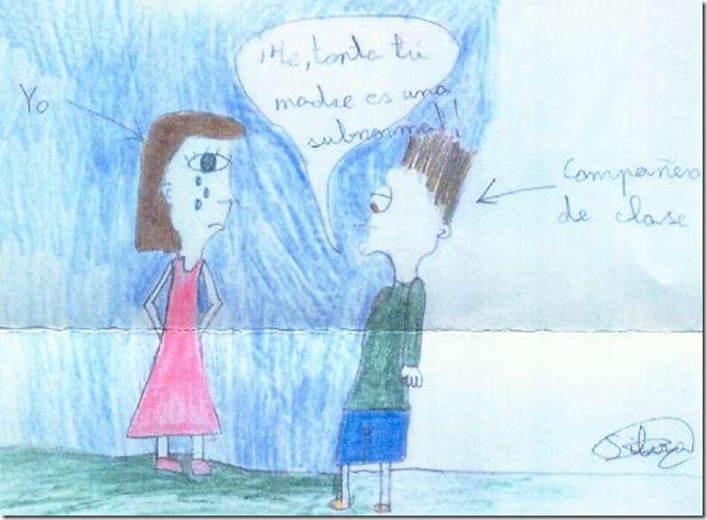 dibujo infanciaSilvia