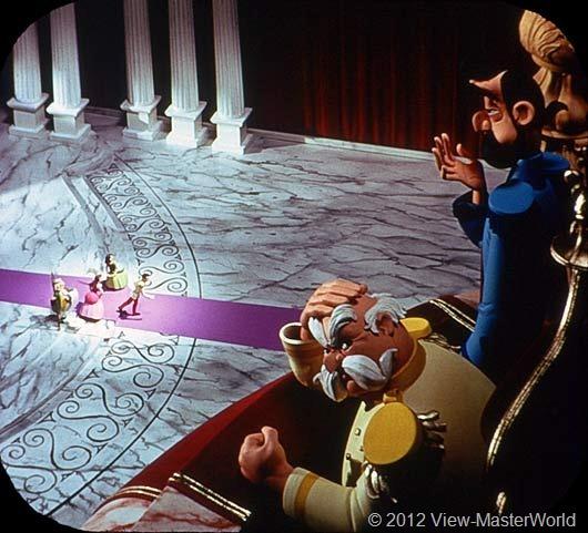 View-Master Walt Disneys Cinderella (B318), Scene 11