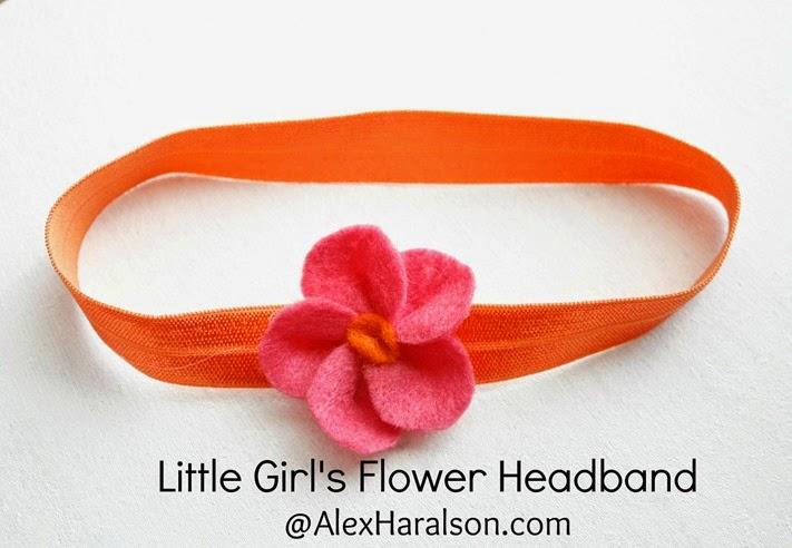 Flower headband10
