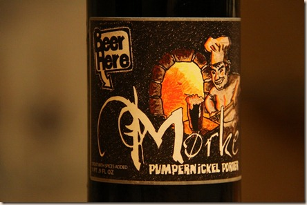 BeerHere_Pumpernickel_Label