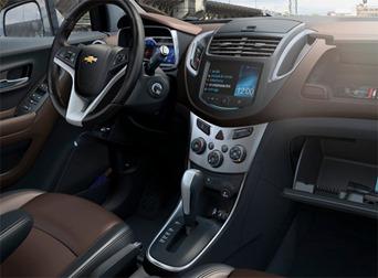Chevrolet Tracker 20132014 Interior 2