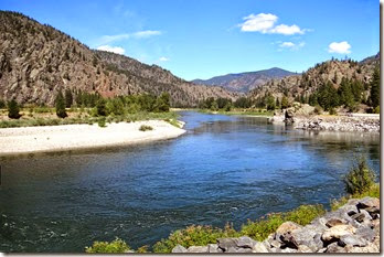 5 pan Clark Fork River to St. Regis