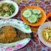 Ikan Bakar (Grilled Fish) in Sandakan