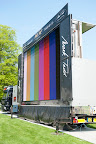 The Mark Todd big screen arrives