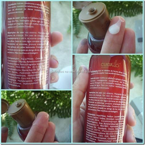 Shampoo e condicionador Extratos da Terra