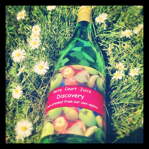 #147 - Perry Court Farm Discovery apple juice