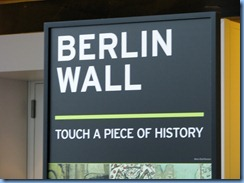 1467 Washington, D.C. - Newseum - Berlin Wall