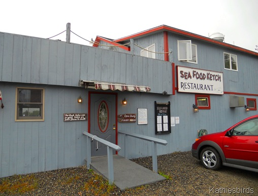 2. Seafood Ketch-kab